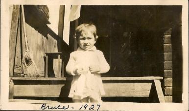 Bruce Mason - 1927
